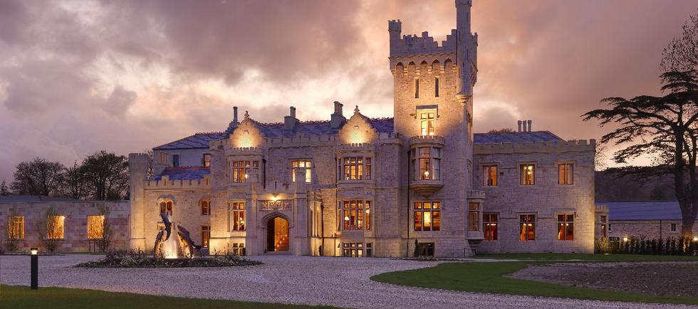 Win A Luxury Retreat With The O2 Money Card At The 5* Lough Eske Castle Hotel